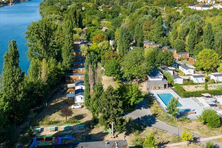 Camping Paris Maisons Laffitte Camping 4 Etoiles Dans Les Yvelines