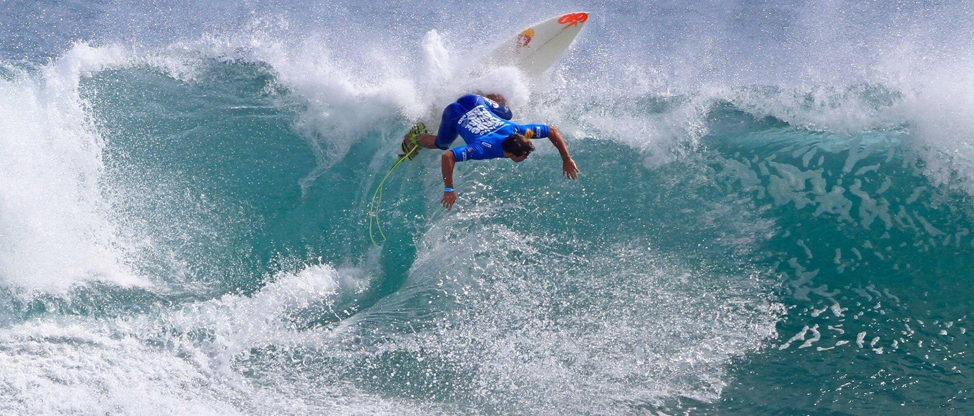 Camping 'Kiwi Surf Festival' in Biscarrosse