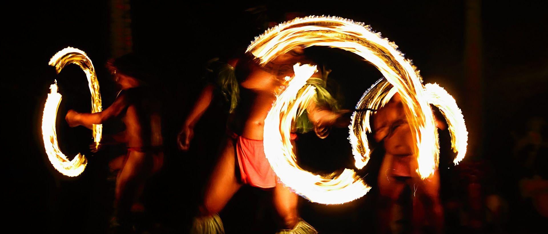 Camping Tahitianische Nacht in Névez