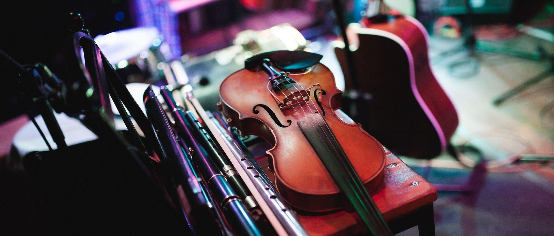 Camping Musikfestival Musicalies en Sologne