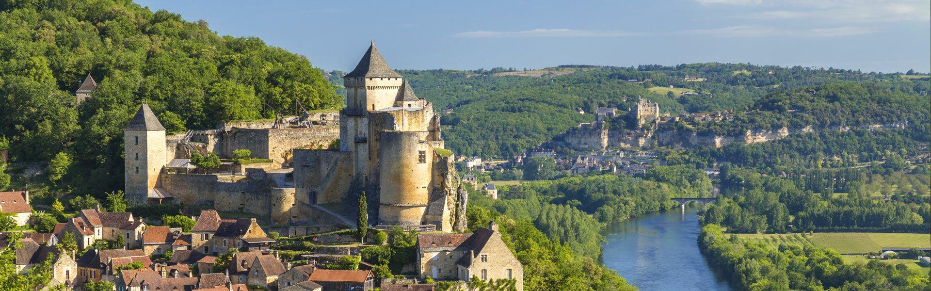 Camping Burg Castelnaud