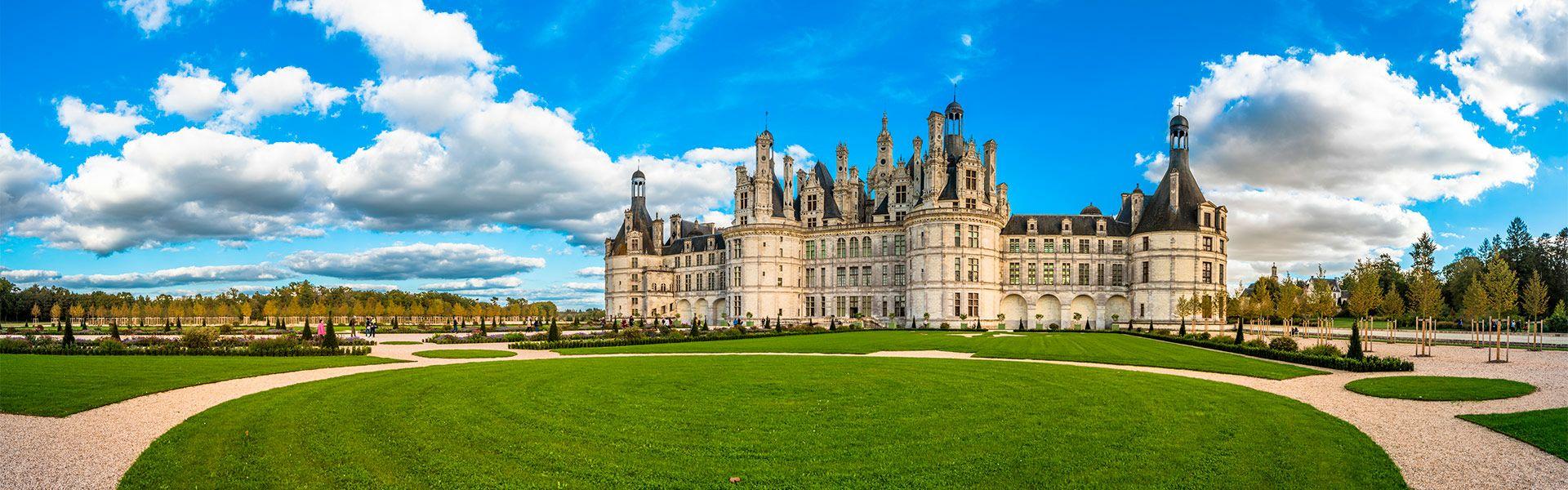 Camping Schloss Chambord