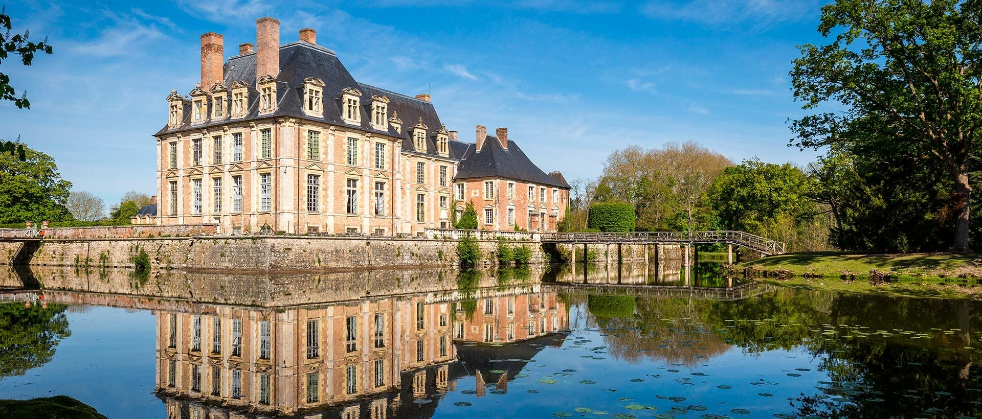 Camping Château de la Ferté-Saint-Aubin