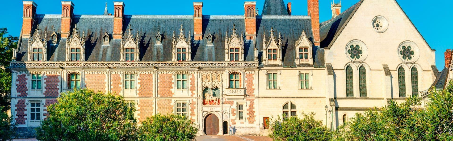 Camping Château royal de Blois