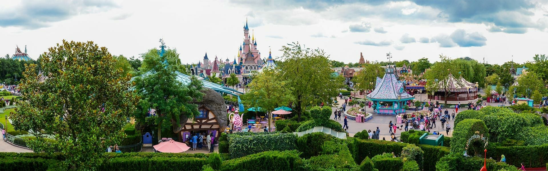 Camping Disneyland Paris