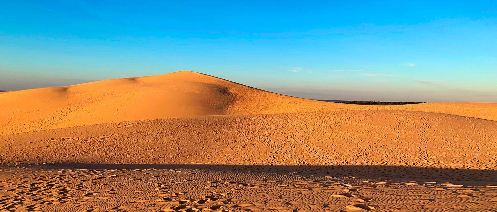 Camping Dune du Pilat