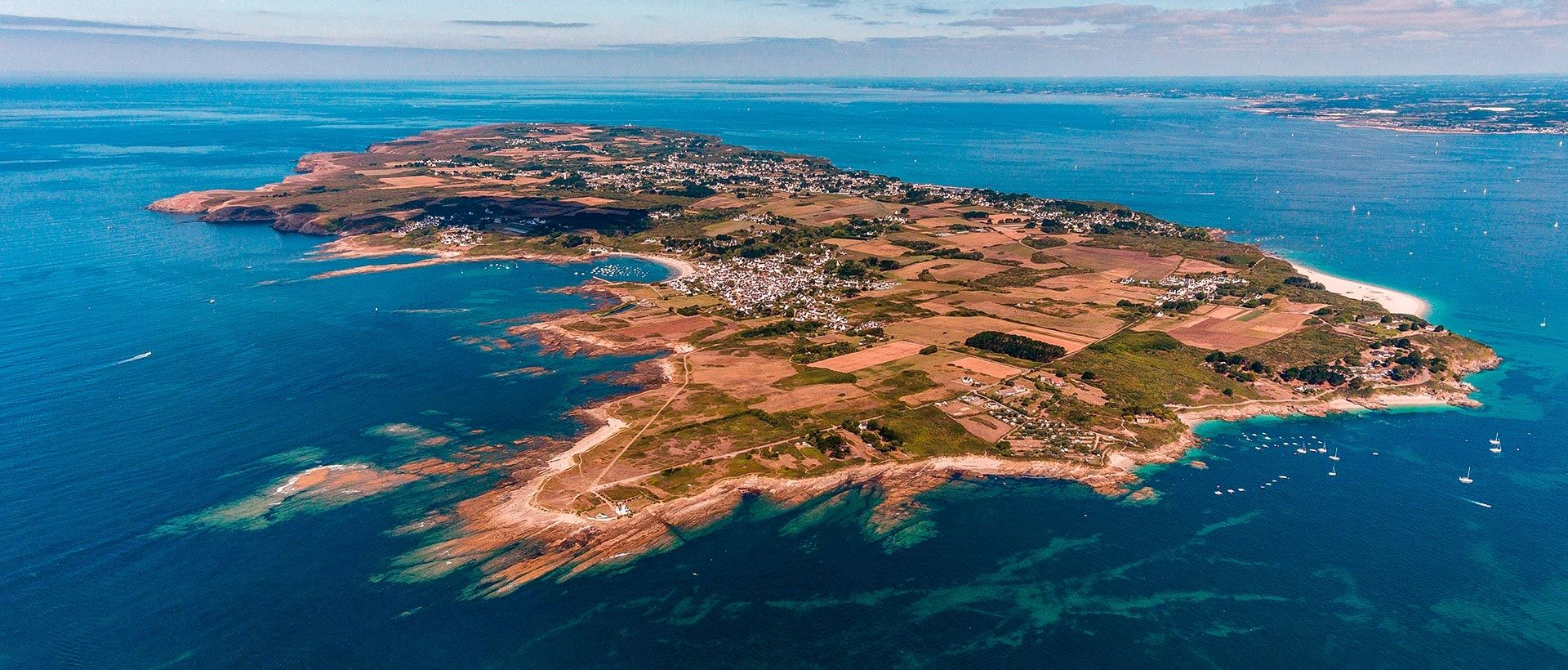 Camping Island of Groix