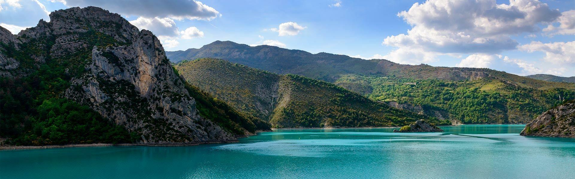 Camping Lac de Castillon