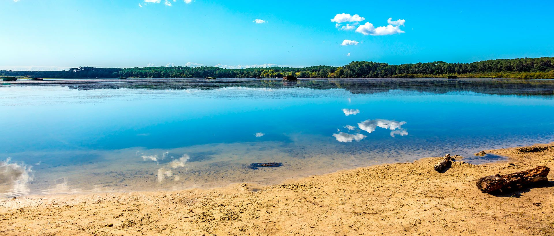 Camping Soustons Lake