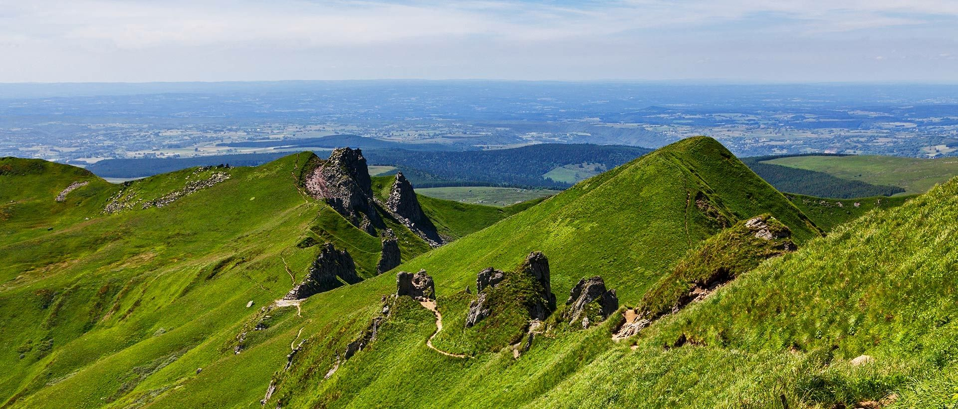Camping Sancy Massif
