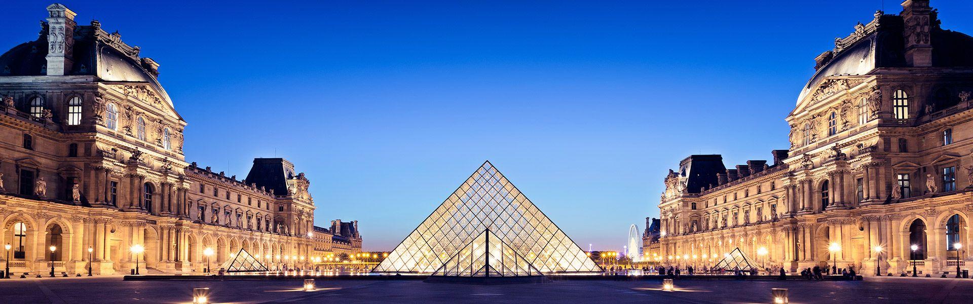 Camping Musée du Louvre
