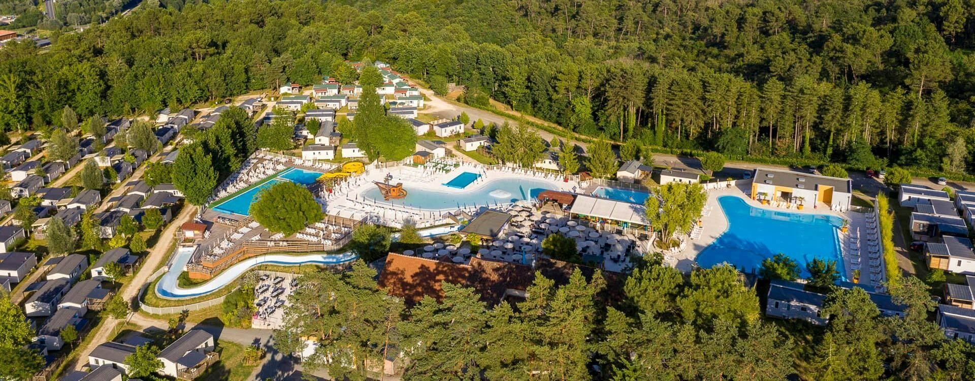 Campsite Le Grand Dague