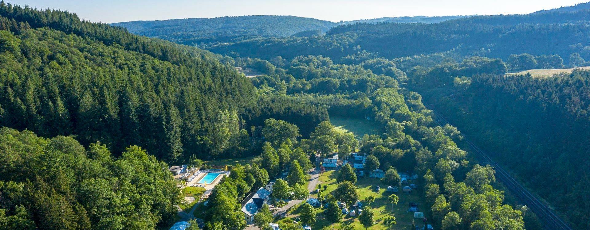 Campsite Parc La Clusure