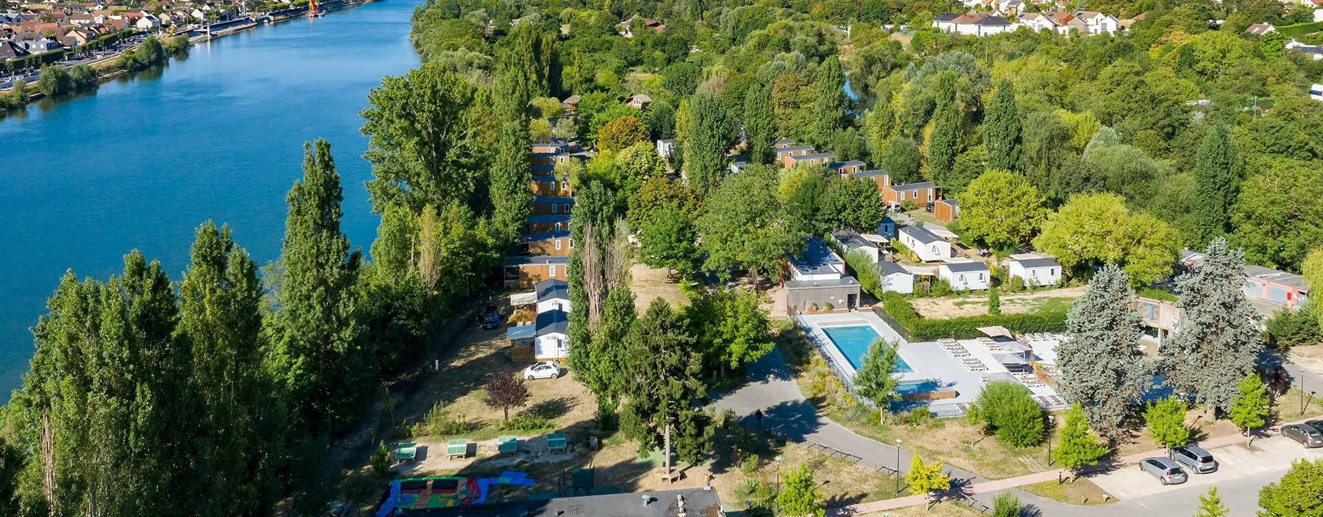 Campsite Paris Maisons-Laffitte