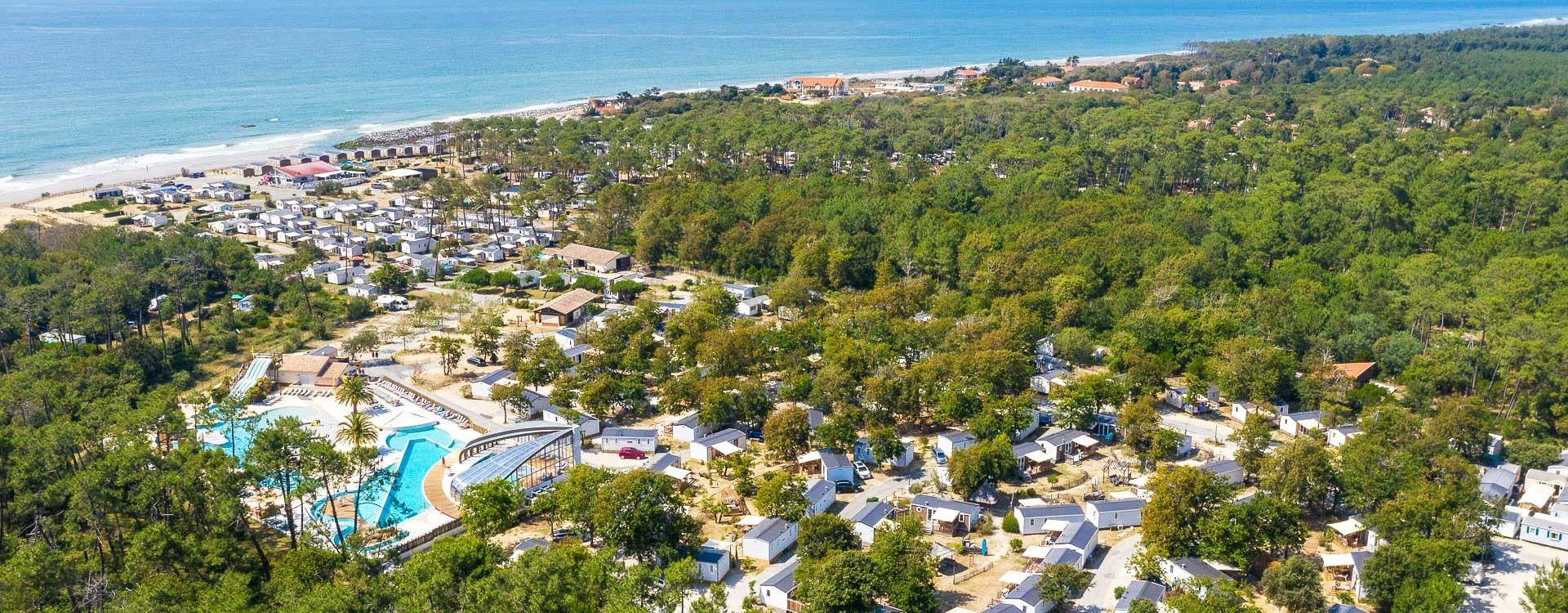 Campsite Soulac Plage