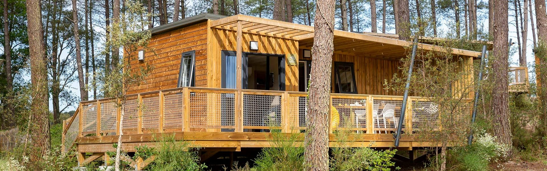 Camping Chalets