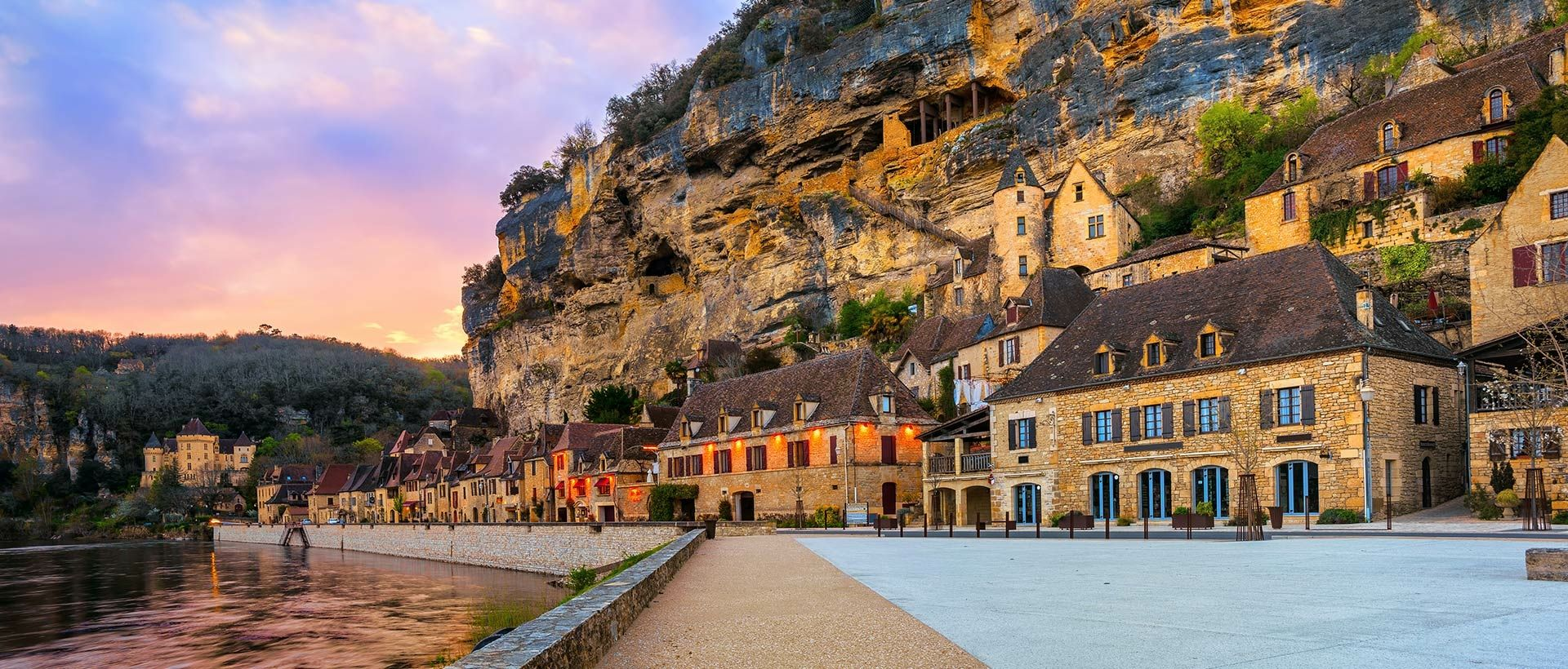 The Most Beautiful Villages of France less than an hour away from your Sandaya campsite