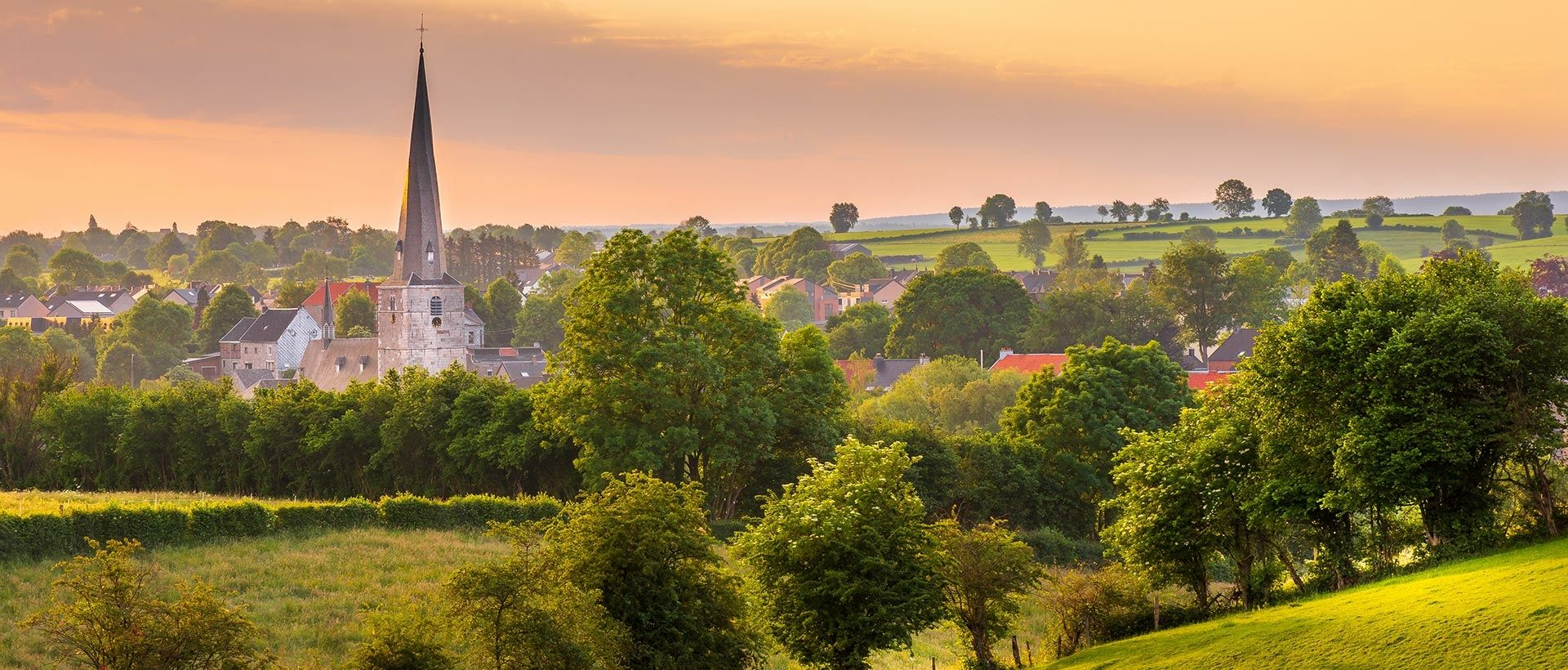 The Most Beautiful Villages of Wallonia near your Sandaya campsite