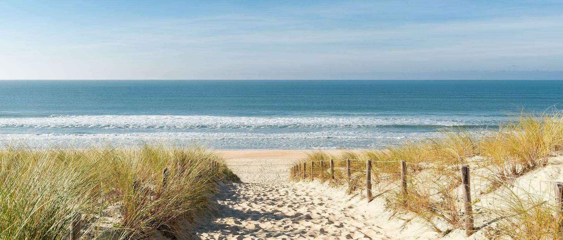 Descubra las mejores playas de la costa atlántica este verano