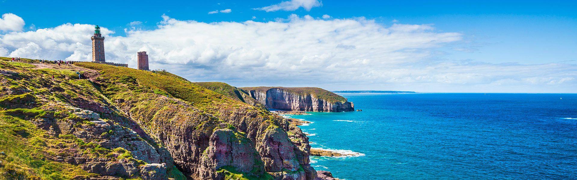 Camping Atlantischer Ozean