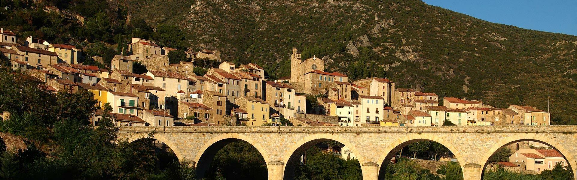 Camping Roquebrun