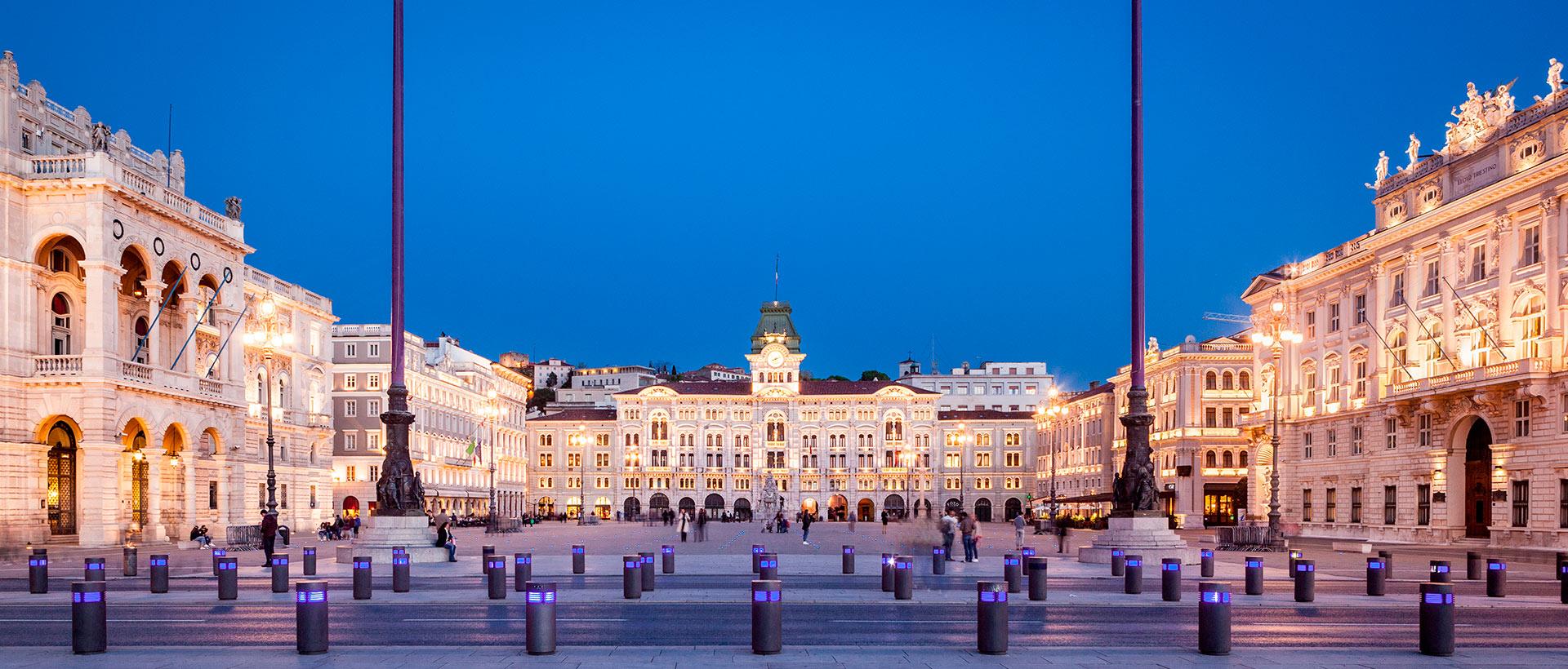 Camping Province de Trieste