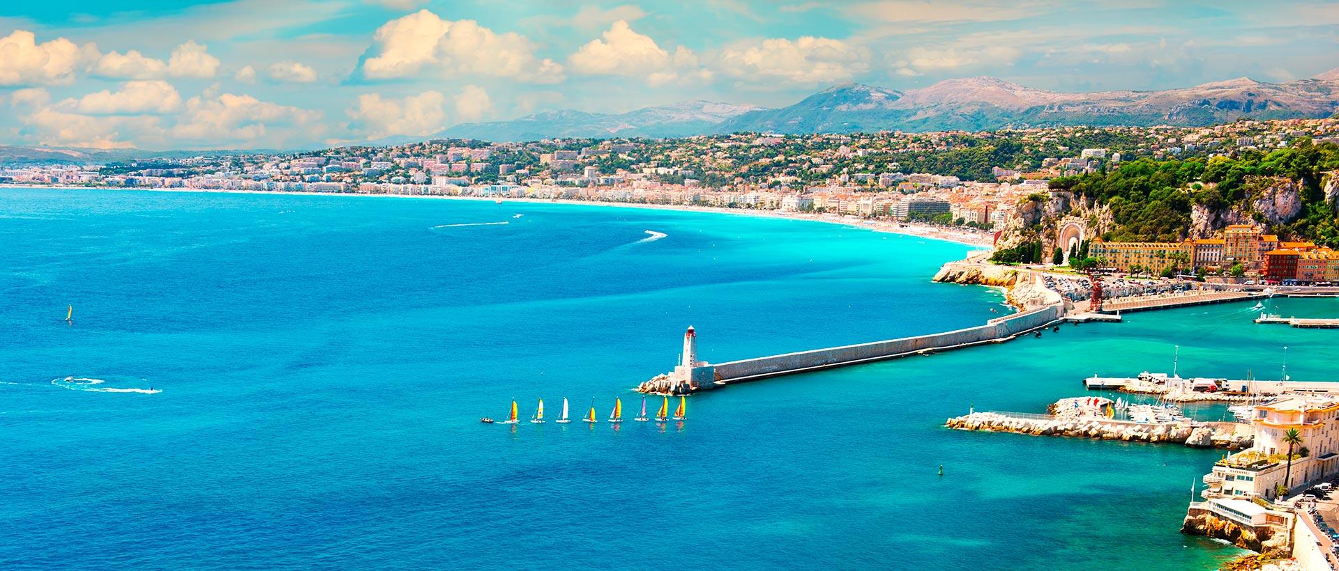 Côtes d' Azur