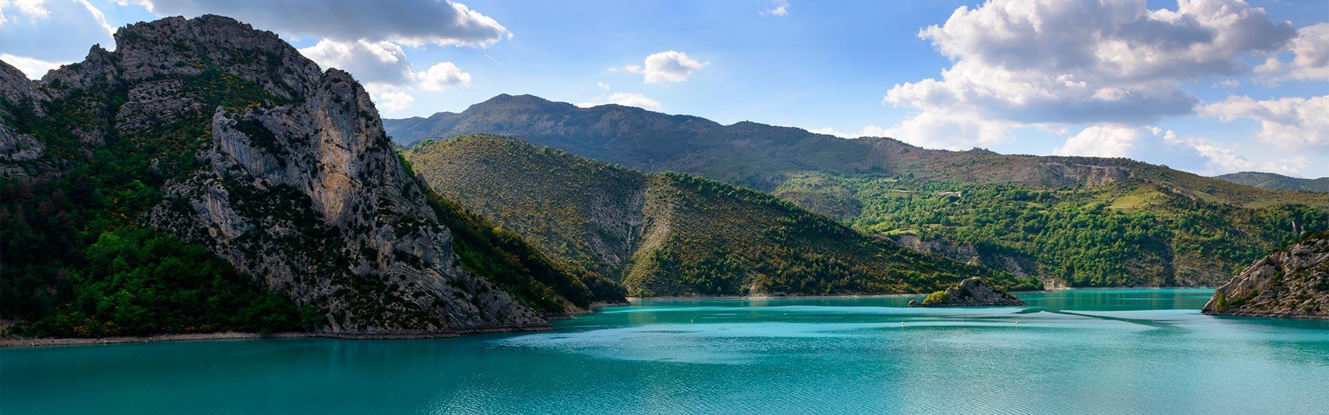 Castillon lake