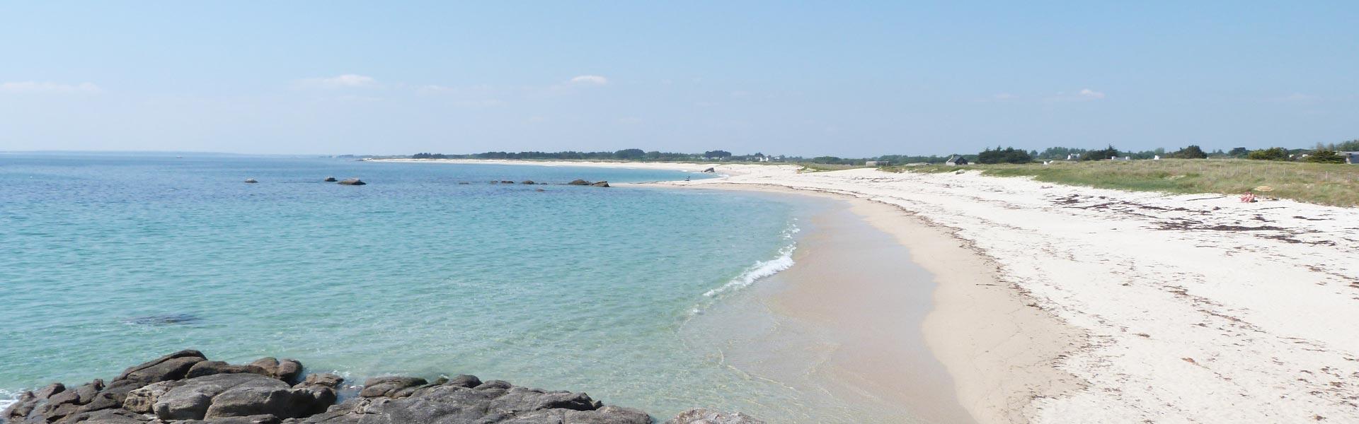 Raguenez beach